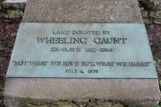 Celebrating Wheeling Gaunt in Present Day