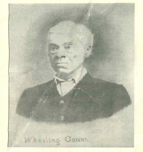 The Legacy & History of Wheeling Gaunt  (Part 1)
