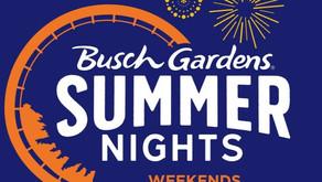 Novo show no Busch Gardens.