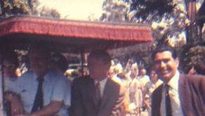 Disneyland, 1958. Porto Alegre, 2020.