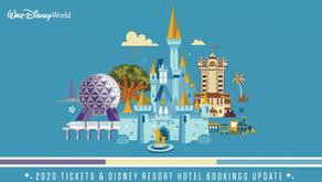 Ingressos Disney 2020 à venda!