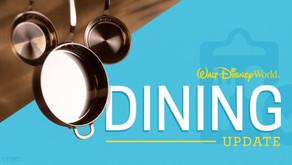 Reservas nos restaurantes Disney - UPDATE!