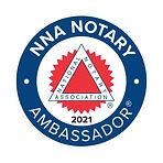 NNA Notary Ambassador (R) Badge2021.jpg