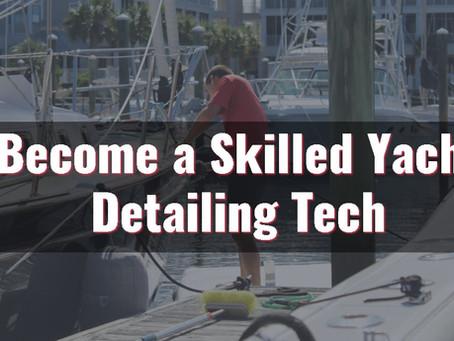 Yacht Detailing Technician Job Opening
