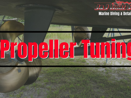 Boat Propeller Tuning - What You Need to Know
