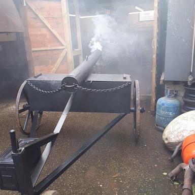 BBQ-Firepit