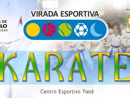 VIRADA ESPORTIVA 2018