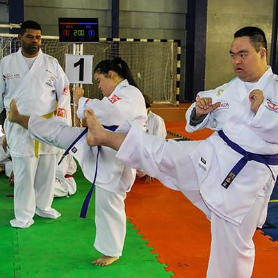 III Copa União de Karate