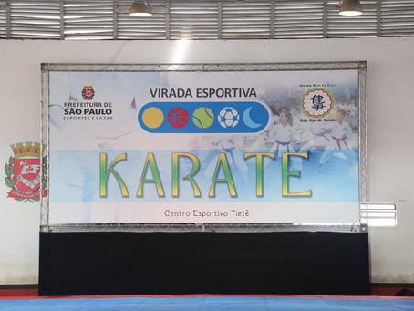 Ken In Kan na Virada Esportiva 2018