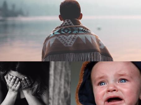 Pleurer fait partie d'un processus de guérison