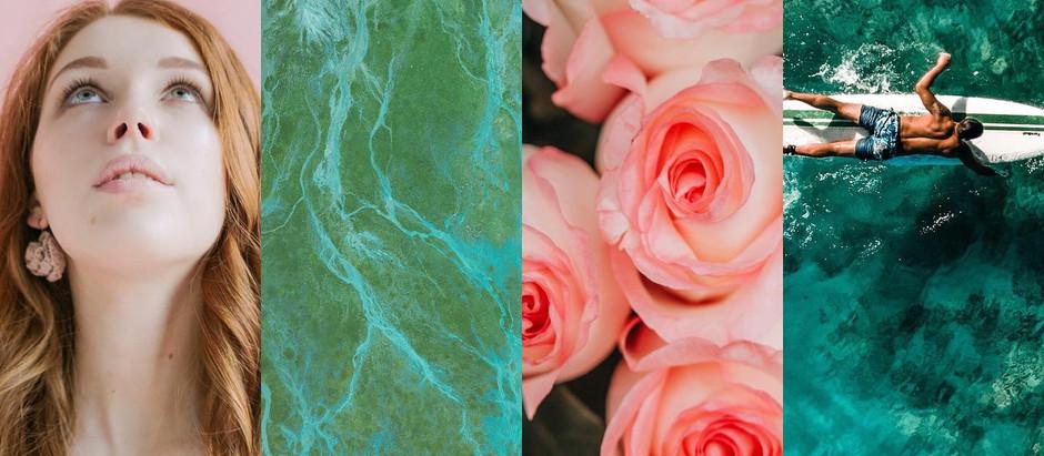 La couleur de la semaine : la couleur de l'amour de soi