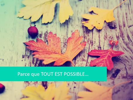 Subir ou décider : tout est possible...