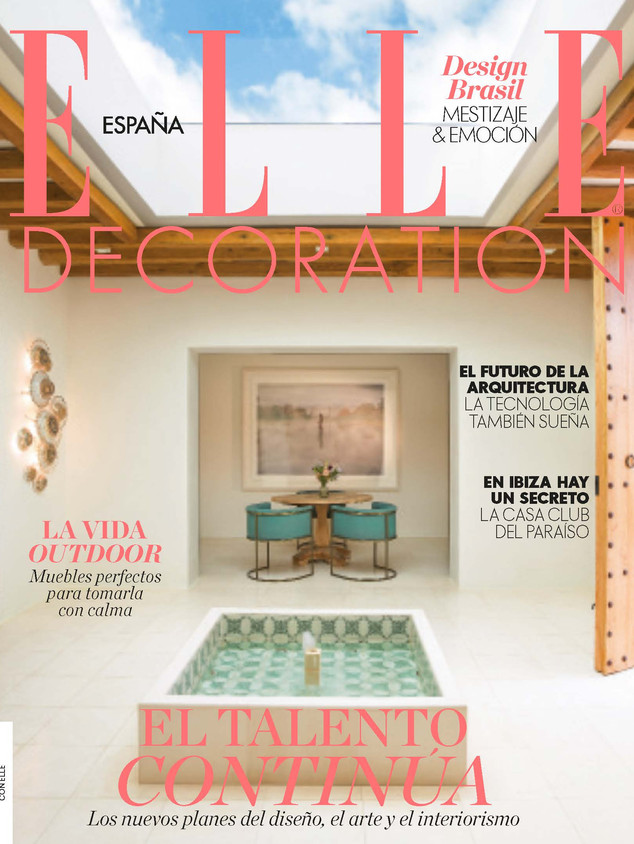 ELLE DECORATION SPAIN April 2020