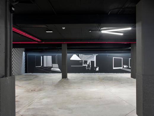 Gio Ponti Parking Madrid by Teresa Sapey