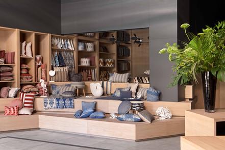 Gancedo store Madrid by Teresa Sapey