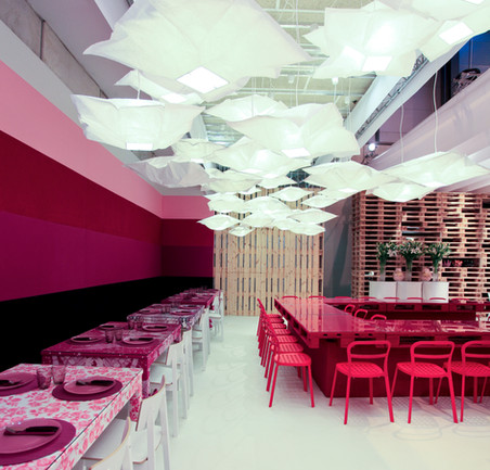 VIP Lounge Arco 2012