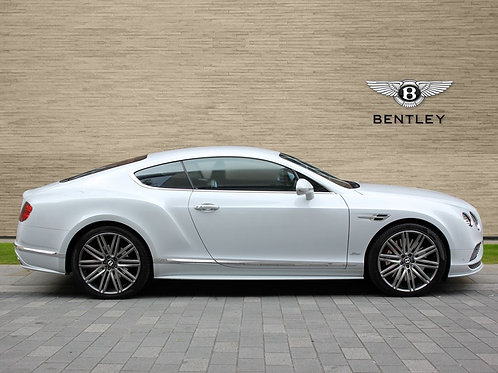 BENTLEY CONTINENTAL GT SPEED 6.0 W12 [635] 2DR AUTO