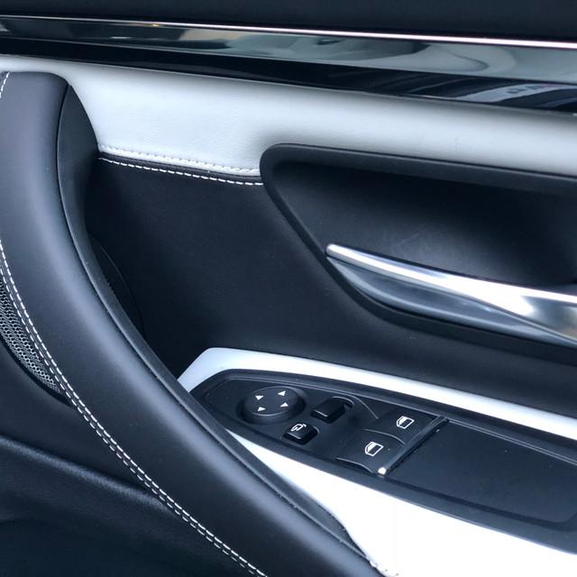 M4 door interior