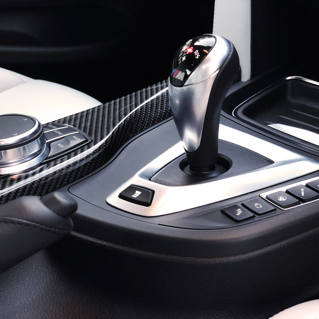 M4 special gearshift