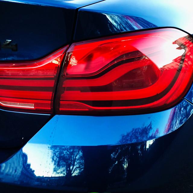 2018 M4 rear tailight