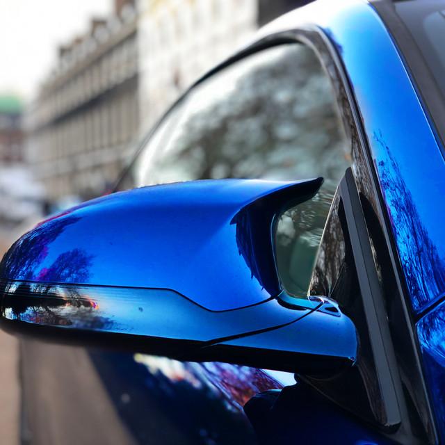 M4 Aerodynamic Mirrors