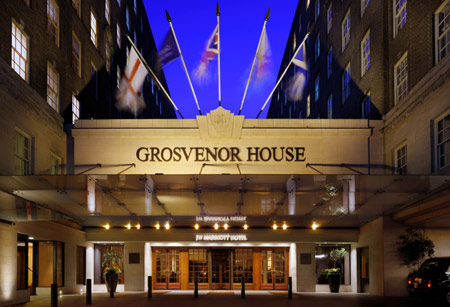 Grosvenor House Apartments
