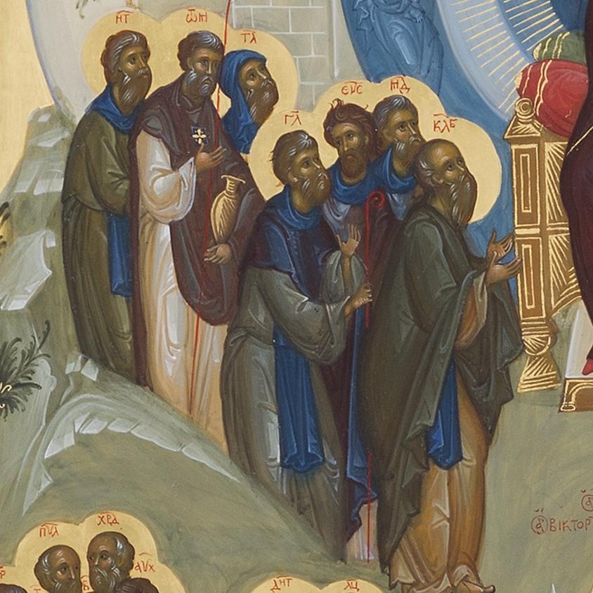 Паломничество в Санкт-Галлен