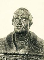 Luther (1936), Bronze, Lutherkirche München, nach dem Krieg verschollen