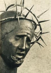 Unter Dornen (1948) Kupfer getrieben