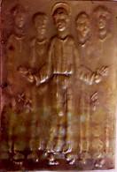 Buchdeckel, Neues Testament (1922), Messing getrieben