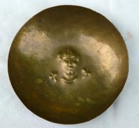 Schale (ca. 1922), Messing getrieben