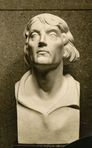 Koppernikus (1939), Marmor, Universität Königsberg, verschollen