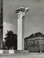 SA-Ehrenmal Magdeburg 1936, Sandstein