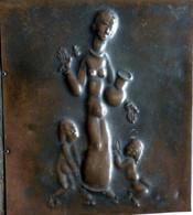 Buchdeckel (1922), Kupfer getrieben