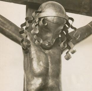 Kruzifix St. Johann Baptist, Neu-Ulm 1928