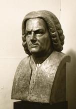 Bach (1940), Bronze, Institut für Schul- und Kirchenmusik der Universität Königsberg, verschollen