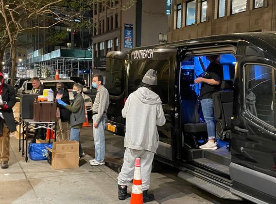 City Outreach