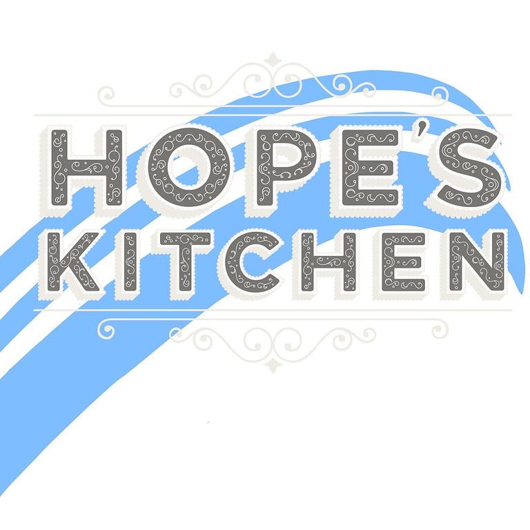 Hopes Kitchen - May 19