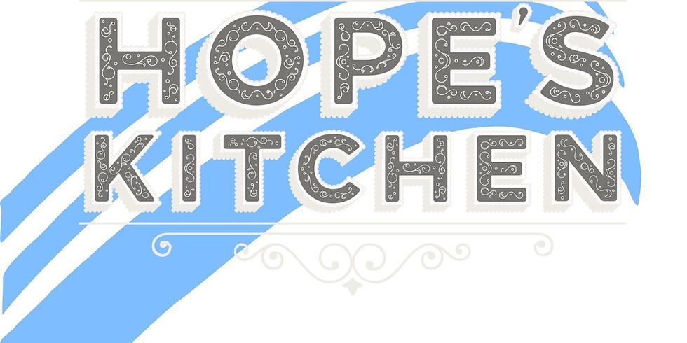 Hopes Kitchen - June 16