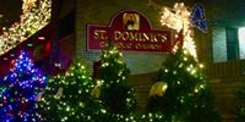 St. Dominic's Annual Tree Lighting