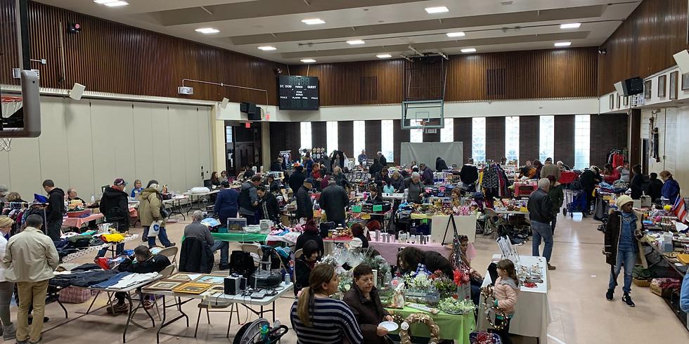 St. Dominic's Flea Market