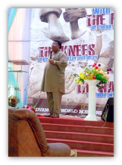 Guest Minister