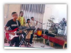 AWMC2014 Worship in Session.