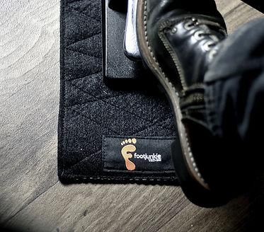 Footjunkie product shot