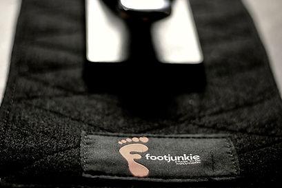 Footjunkie with sustain pedal