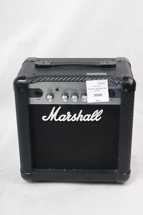 Комбик для электрогитары Marshall MG-10 CF