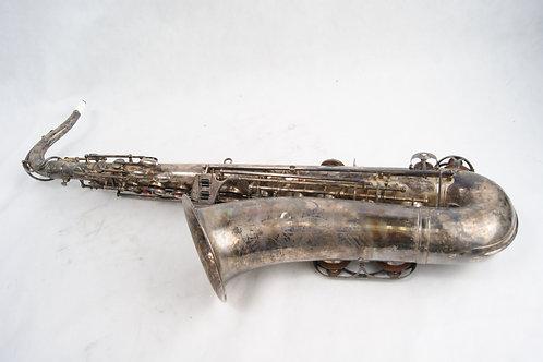 Саксофон тенор Weltklang (ГДР)
