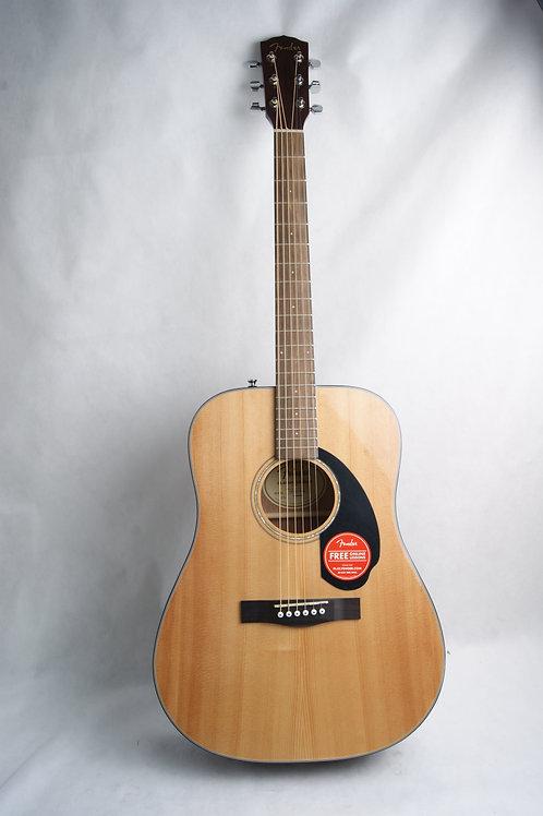АКУСТИЧЕСКАЯ ГИТАРА Fender CD-60S NAT