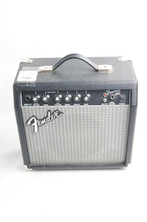 Комбик для электрогитары Fender Frontman 15G (15вт)