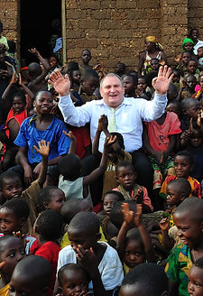 cornel urs, Cornel Urs, misiune in burundi, vindecare ln Numele lui Isus.